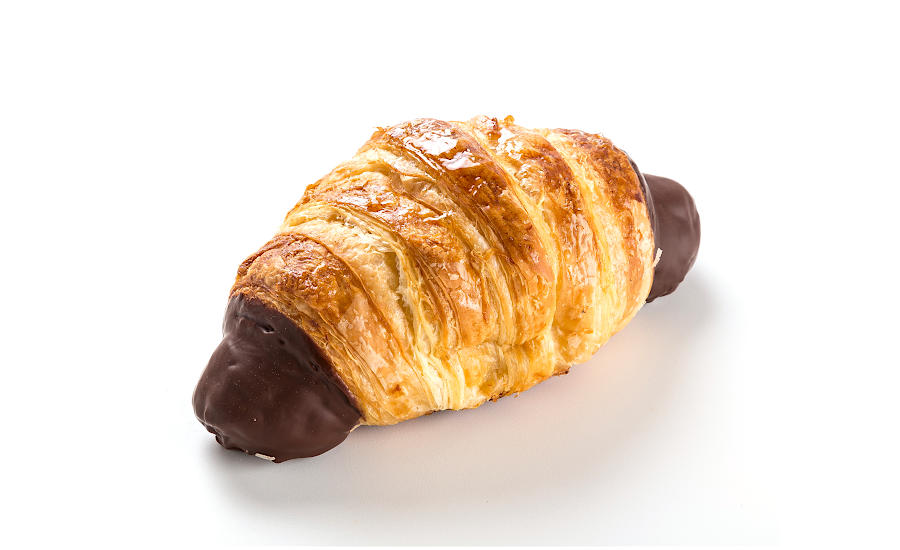 Croissant de Chocolate Negro