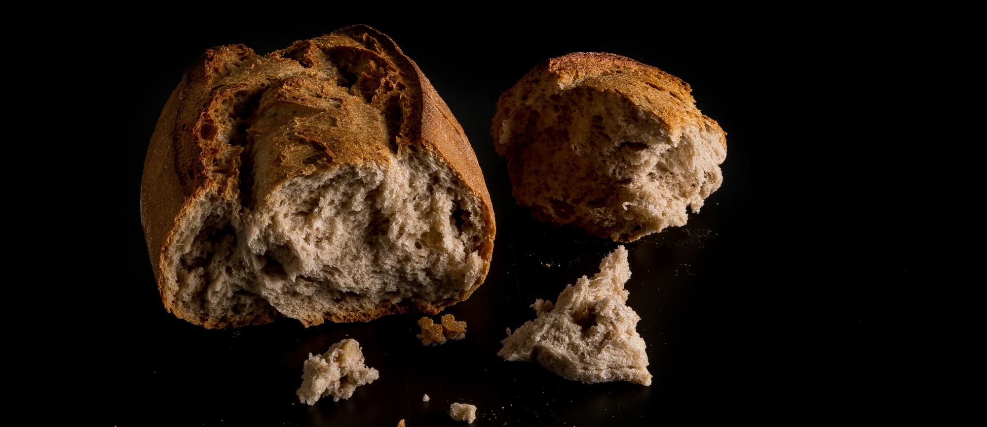 Pan roto especial
