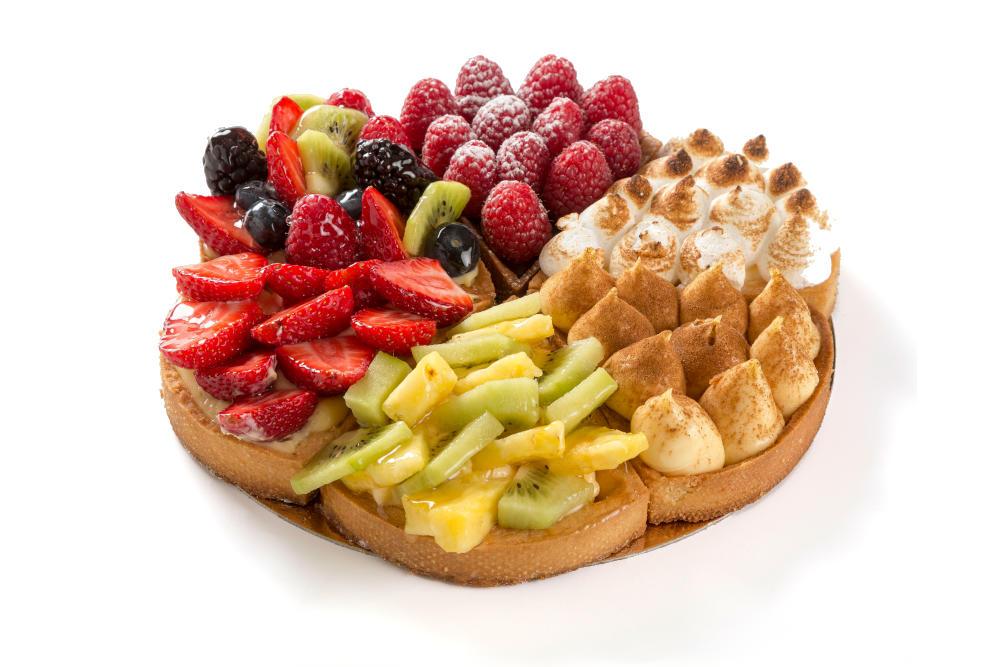 Sablé de Frutas